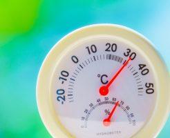 調剤室内の温度について
